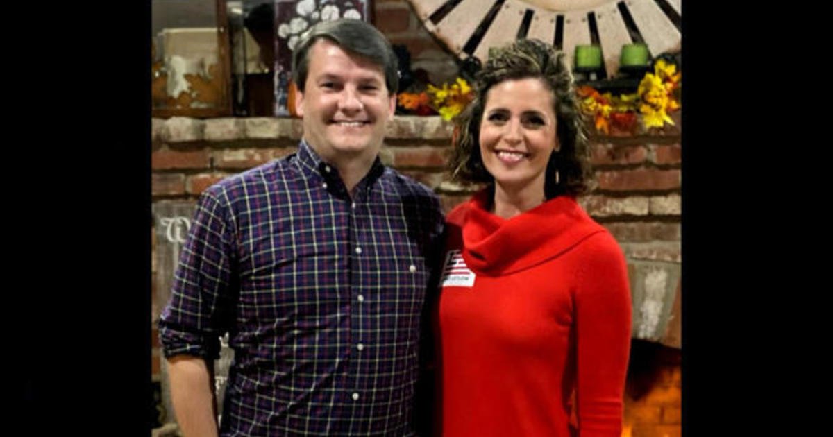 Congresswoman Julia Letlow reflects on loss of husband Luke, urges vaccination
