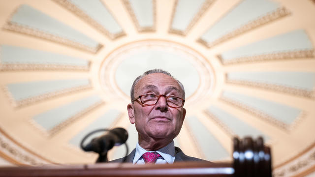 U.S. Senate Continues Debate On Infrastructure Bill