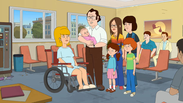 """""""F is for Family"""""""