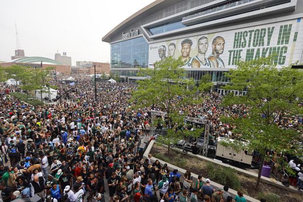 Bucks Covid NBA Finals