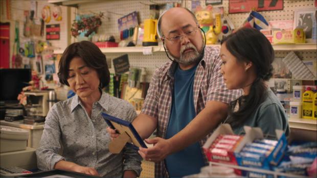 """Kim's Convenience"" Netflix"