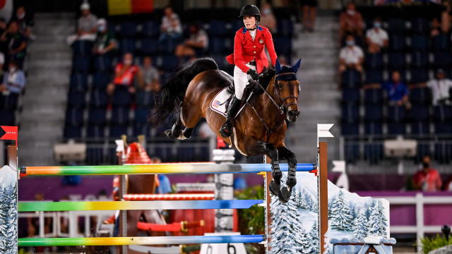 Tokyo 2020 Olympic Games - Day 14 - Equestrian