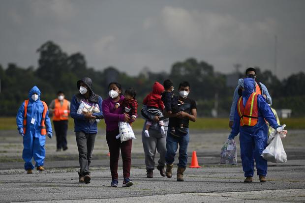 GUATEMALA-US-MIGRATION-DEPORTEES
