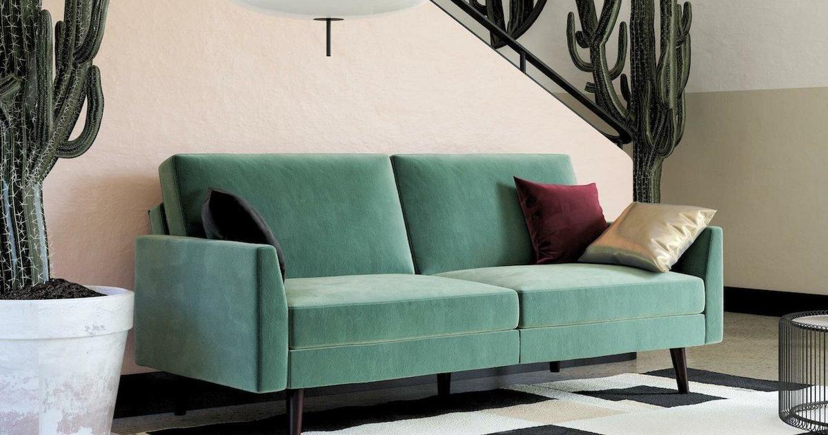 7 stylish sofa beds that are actually comfortable