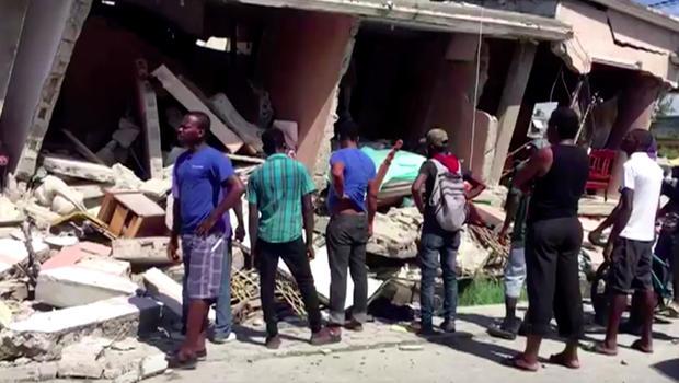 haiti-earthquake-damage-reuters2.jpg - Gempa Haiti Meninggalkan Setidaknya 227 Imajinatif, Sejumlah Besar Terluka Atau Kurang