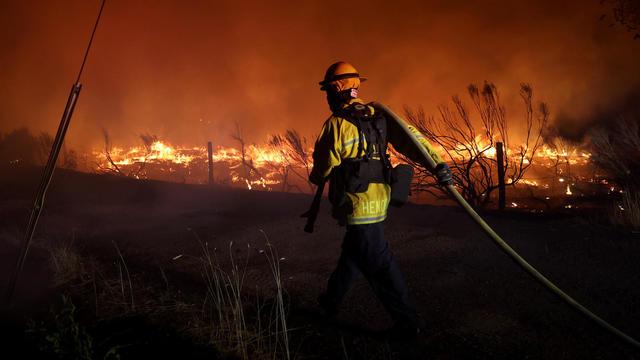 Dixie Fire California