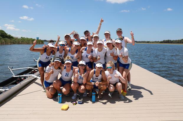 2021 NCAA Division III Women's Rowing Championship