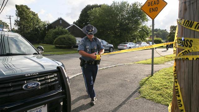 Police Shooting in Saugus