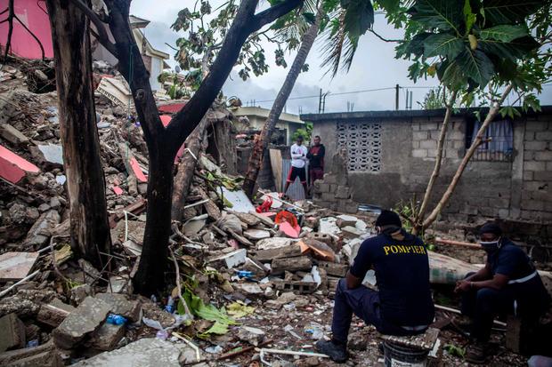 Haiti, Tropical Storm Grace