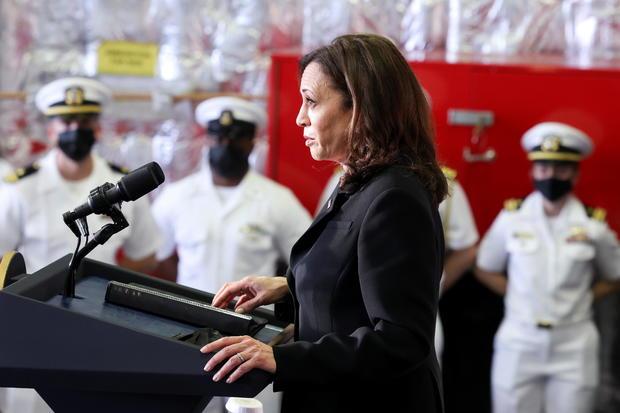 U.S. Vice President visits Singapore