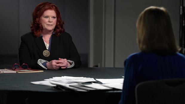Former FBI profiler Mary Ellen O'Toole