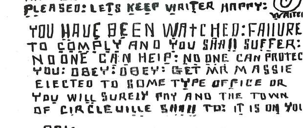 Circleville letter