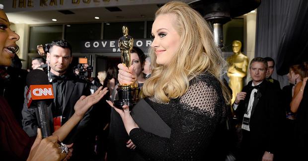 Skyfall Oscar wins
