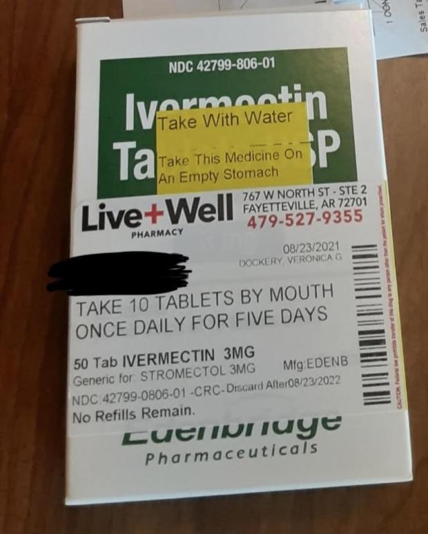 Ivermectin prescription