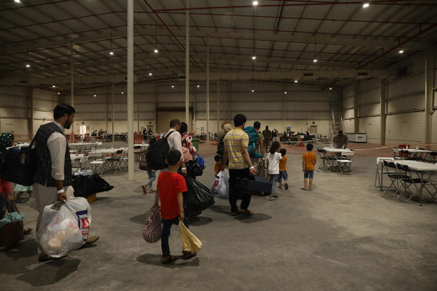 Evacuation From Afghanistan Continues