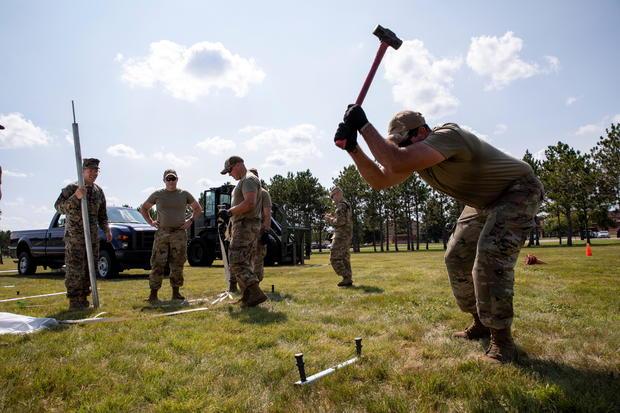 Fort McCoy prepares to house Afghan evacuees