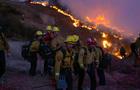 Californias Caldor fire moves east toward Lake Tahoe as