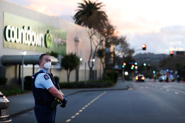 Police Respond To Mass Stabbing Incident In West Auckland