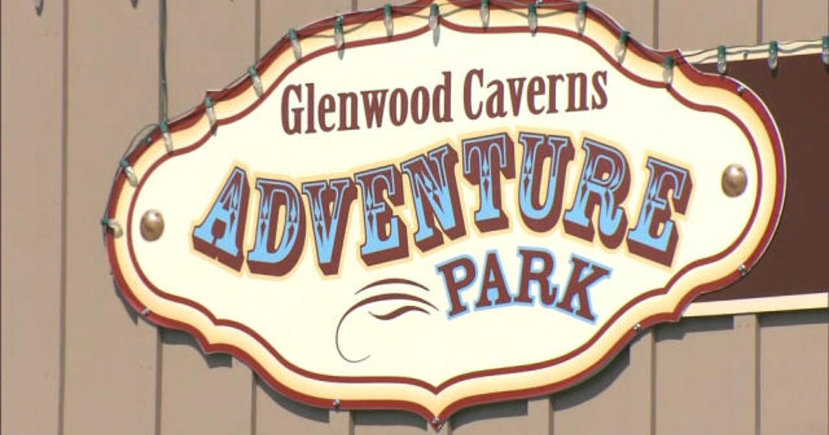 6-year-old girl dies on ride at Glenwood Caverns Adventure Park in Colorado - CBS News
