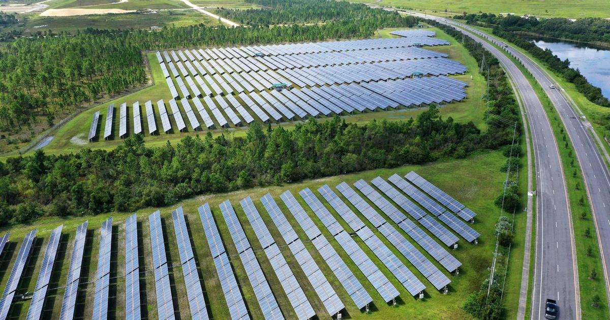 Biden administration wants solar power to increase tenfold in 15 years