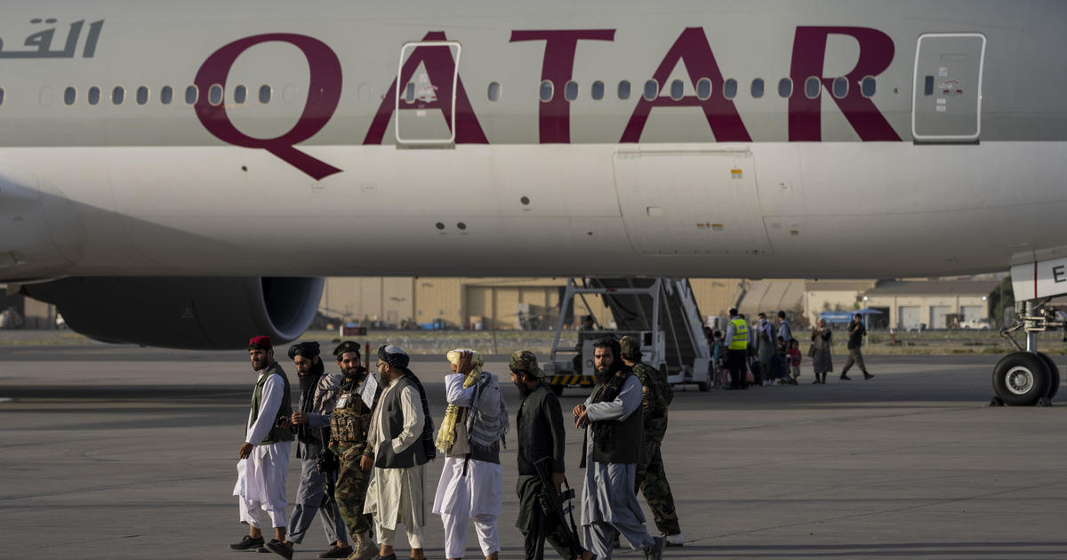 Another 21 U.S. citizens evacuated from Afghanistan as Taliban allow some departures