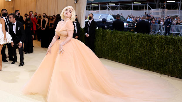 2021 Met Gala: Red carpet arrivals on fashion's biggest night