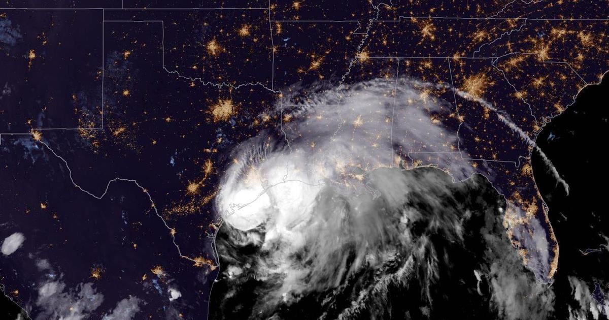 "Nicholas becomes hurricane and could produce ""life-threatening flooding"" across Texas Gulf Coast – CBS News"