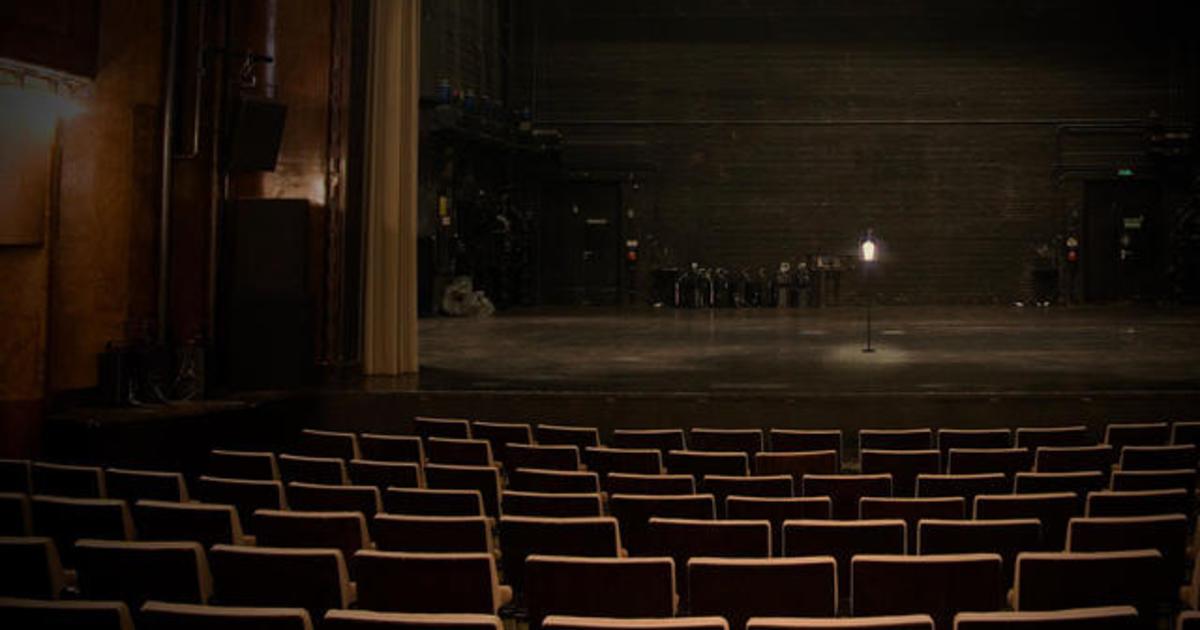 Ghost Light: The Year Broadway Went Dark   CBSN Originals