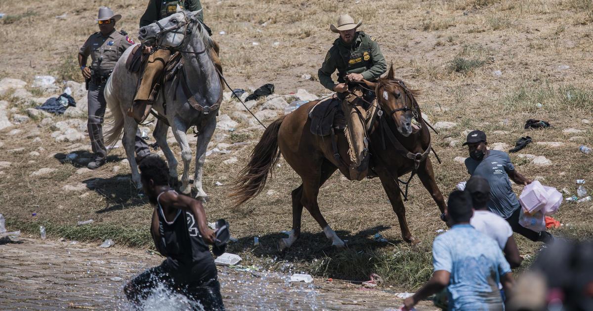 Explainer: Haitian Migrants at the U.S. Border - cover