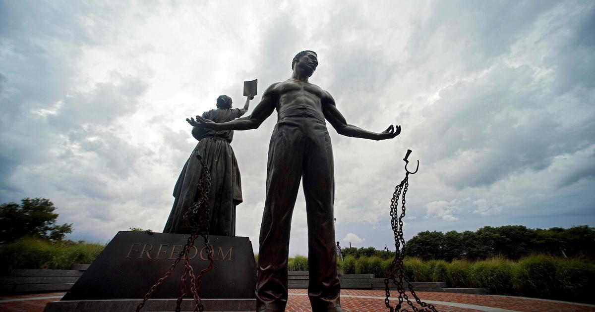 Monument honoring abolition of slavery unveiled in  Virginia