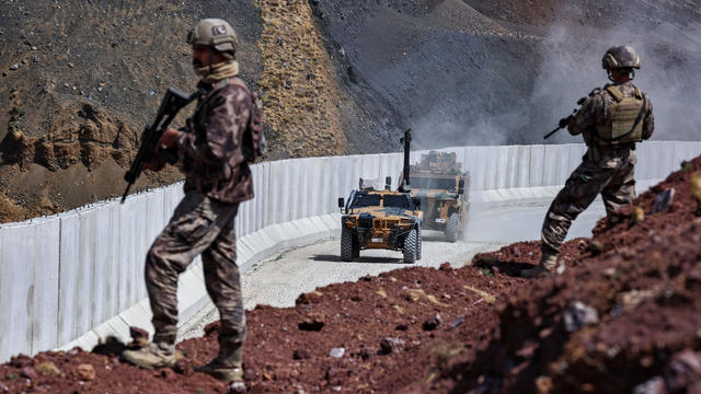 Security measures kept at a high level at the Turkey-Iran border