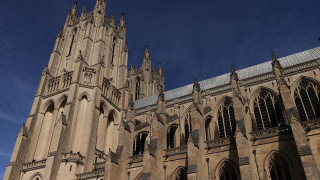 Washington D.C.'s National Cathedral Webcasts Sunday Mass Due To Coronavirus