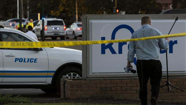Multiple People Injured During Shooting At Kroger Grocery Store