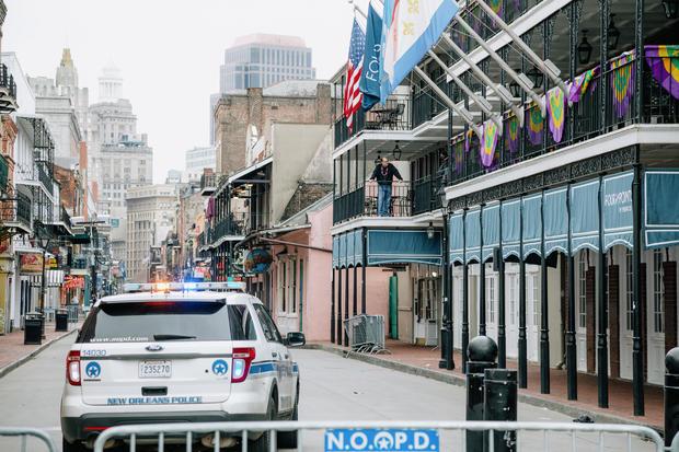 City Officials Cancel Mardi Gras Celebrations Amid Pandemic