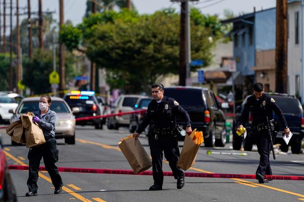 Long Beach Vigil Shooting