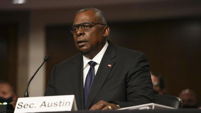 Defense Secretary Austin Testifies Before Senate Armed Services On Afghanistan Withdrawal