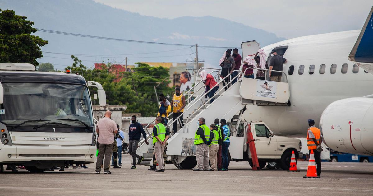 U.S. expels nearly 4,000 Haitian migrants in 9 days