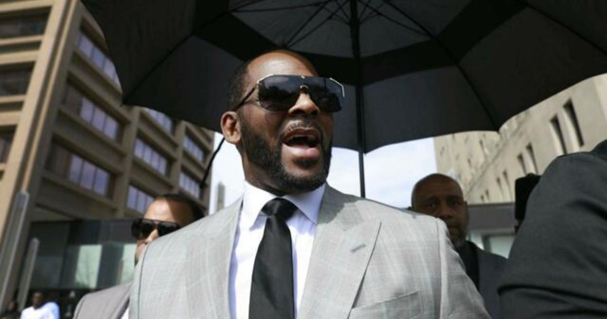 R. Kelly found guilty on all counts in racketeering and sex trafficking trial