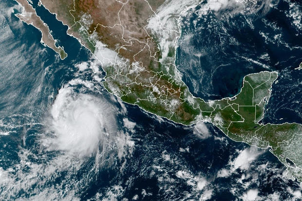Mexico Tropical Weather