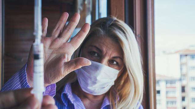 Anti-vaccination protest, Refusing Covid-19 Vaccine