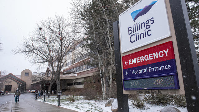 Billings County As Covid-19 Cases Surge In Montana