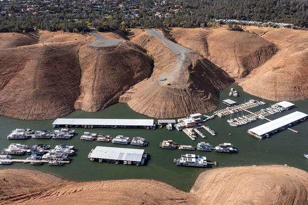 California Struggles To Conserve Water Amid Drought