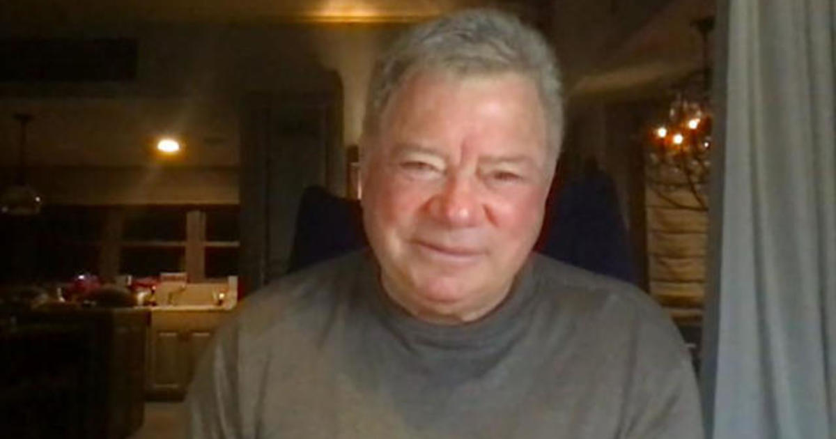 """William Shatner reflects after becoming oldest person to go to space: """"You're immersed in things that are indescribable"""""""