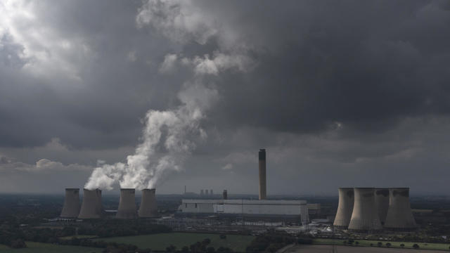 Natural Gas shortages Delay Closure Of Coal Fired Power Station