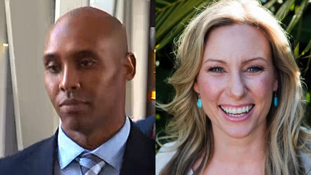 Former Minneapolis police officer Mohamed Noor leaves the Hennepin County Government Center in Minneapolis, Minnesota, on April 2, 2019.