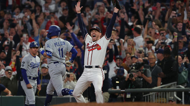 Championship Series - Los Angeles Dodgers v Atlanta Braves - Game Six