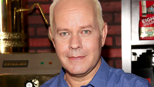"""Actor James Michael Tyler attends an event celebrating the 20th anniversary of """"Friends"""" on September 16, 2014, in New York City."""