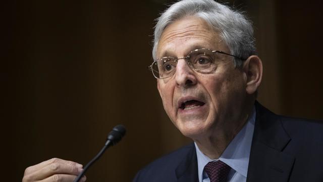 Attorney General Merrick Garland Testifies Before Senate Judiciary Committee